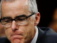 FBI direktör yardımcısı emekliliğine iki gün kala kovuldu