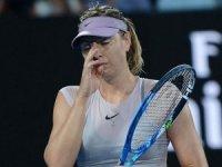 Sharapova sakatlandı