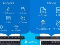 Microsoft SwiftKey için ilk büyük güncellemeyi çıkardı