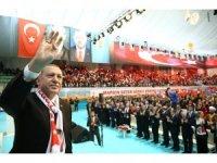 """Cumhurbaşkanı Erdoğan: """"Afrin'de etkisiz hale getirilen terörist sayısı 3 bin 569 oldu"""""""