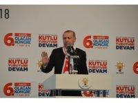 """Cumhurbaşkanı Erdoğan: """"Suriye'de şahit olunanlar herkes için uyanışa vesile oldu"""""""