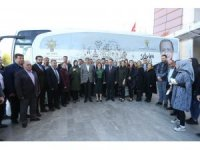 Şehrim2023 Otobüsü Gaziantep'te