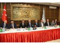 Sağlık Bakanı Demircan, Samsun'da yatırım toplantısına katıldı