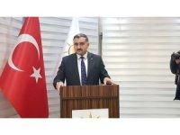 Başkan Cabbar'ın 18 Mart Çanakkale Zaferi mesajı