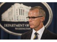 Görevden alınan eski FBI başkan yardımcısı, suçlamaları kabul etmedi