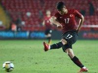 Cengiz Ünder'in hedefi daha fazla gol atmak