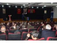 Namık Kemal Zeybek'ten Türk çıkışı