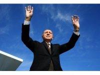 """Cumhurbaşkanı Erdoğan: """"Bize kardeşliği çok gördüler ama sabrettik ve zafere ulaştık"""""""