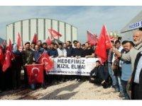 """Beykoz Belediyesi, cephedeki Mehmetçiğe """"1453"""" kavanoz bal gönderdi"""