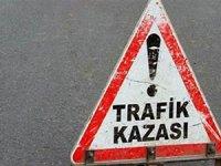 TEM'de kaza! İstanbul istikametine tüm şeritler kapalı