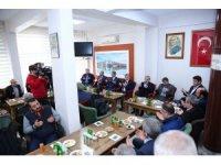 Başkan Altunay, Edirneliler Kültür ve Kalkındırma Derneğinin açılışına katıldı