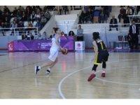 Kadınlar Basketbol Ligi: Elazığ İl Özel İdare: 79 - Edirnespor: 60