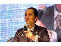"""Fatih Erbakan: """"Banane Amerika'dan, sözünü yerine getirdi"""""""