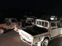 ÖSO Afrin ilçe merkezinde