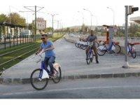 Gaziantep'te bisiktlet sezonu açıldı