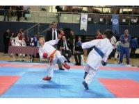 Karateciler, 18 Mart Çanakkale Şehitleri için mücadele etti