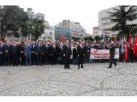 Zonguldak'ta 18 Mart Şehitler Günü anma töreni