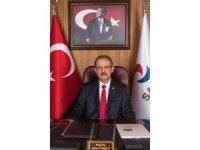 Rektör Dağlı'dan Çanakkale mesajı