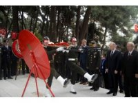 Tekirdağ Şehitlik Abidesi'nde anma töreni düzenlendi