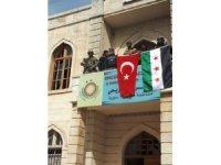 TSK, Afrin şehir merkezinden ilk görüntüleri paylaştı