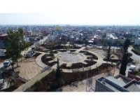 Adana Büyükşehir'den 4 yeni park