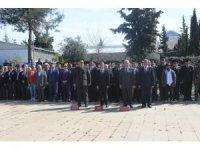 Adıyaman'da 18 Mart Şehitleri Anma ve Çanakkale Zaferi kutlamaları