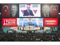 """MHP Genel Başkanı Bahçeli: """"Millet için uzlaştık, devlet için özveride bulunduk"""""""