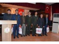 Sason'da 18 Mart Çanakkale Zaferi törenle kutlandı