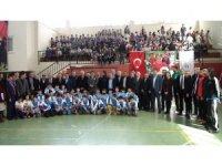 Okullar Arası Spor Faaliyetlerinde ödüller dağıtıldı