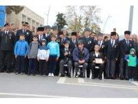 Temsili Çanakkale Savaşı tiyatro oyunu ayakta alkışlandı