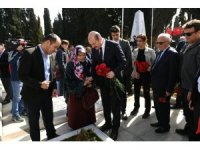 """Bakan Soylu: """"Bu anlamlı günde kahramanlarımız Afrin'de Türk bayrağını astı"""""""