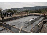 Çapaçarık Camii ve çevre düzenleme projesi başladı