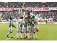 Spor Toto Süper Lig: Atiker Konyaspor: 2 - Kayserispor: 0 (Maç sonucu)