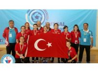 Kız Futsal Milli takımı yarı finalde