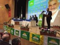 Hüda-Par Siirt Kongresi yapıldı