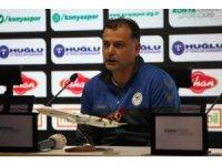 """Murat Şahin: """"Önümüzde 8 final maçı var"""""""
