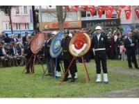 Sinop'ta 18 mart şehitleri anma günü