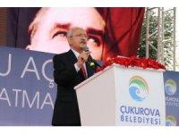 """Kılıçdaroğlu: """"Afrin'de mücadele eden kahraman ordumuza şükranlarımızı gönderiyoruz"""""""