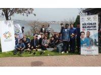 """'İhlas'lı öğrencilerden Gençlik ve Spor Bakanlığına """"Bir İz"""" teşekkürü"""