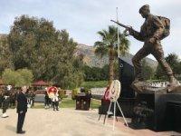 KKTC'de 18 Mart Şehitleri Anma Günü töreni