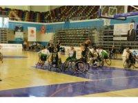 Büyükşehir Belediyesi Tekerlekli Basketbol Takımı potada liderliğini sürdürüyor