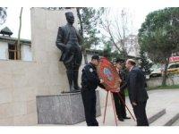 Osmaneli' de 18 Mart Şehitleri Anma Günü ve Çanakkale Zaferi'nin 103'üncü yıl dönümü