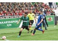 TFF 2. Lig: Sakaryaspor: 1 - Altay: 0
