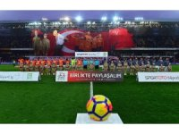 Spor Toto Süper Lig: Medipol Başakşehir: 0 - Beşiktaş: 0 (Maç devam ediyor)