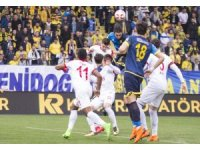 Spor Toto 1. Lig: MKE Ankaragücü: 1 - Eskişehirspor: 0