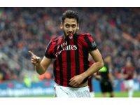 Gol düellosu Milan'ın