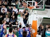 Tahincioğlu Basketbol Süper Ligi: Yeşilgiresun Belediye: 91 - Anadolu Efes: 87