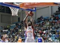 Tahincioğlu Basketbol Süper Ligi: Muratbey Uşak: 79 - İstanbul BBSK: 83