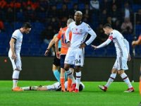 Beşiktaş ikinci yarıda ilk yenilgisini aldı