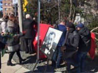 Ermenilerin katlettiği Orhan Gündüz Boston'da anıldı